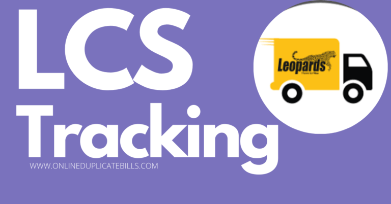 Lcs Tracking